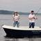 Outboard open boat PEGAZUS 300 Przedsiebiorstwo Uslug Specjalistycznych ''PEGAZUS''