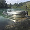 work boat / inboard / diesel / aluminum
