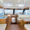 Inboard express cruiser / with enclosed cockpit / downeast / 2-cabin MINORCHINO 34 Sasga Yacht