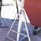 power boat boat stand / for sailboats / adjustable / adjustible tilt