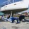 handling trailer / for sailboats / shipyard / self-propelled
