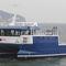 work boat / catamaran / inboard / aluminum