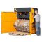 cardboard waste compactor / for ships