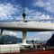 monohull / daysailer / sport keelboat / open transom