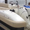 outboard small boat / open / side console / yacht tender