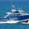 glass-bottom boat / inboard
