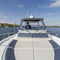 outboard cabin cruiser / twin-engine / open / sport-fishing