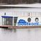 catamaran houseboat / outboard / double terrace deck / 6-person max.