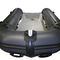 outboard inflatable boat / rigid / 9-person max. / sundeck