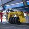 handling trailer / launching / for boats / hydraulic