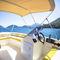 outboard center console boat / side console / 4-person max.