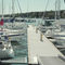 floating dock / mooring / for marinas / reinforced concrete