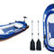 outboard inflatable boat / for fishing