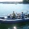 rigid inflatable boat (utility, outboard, center console) MULTI PURPOSE 6.4M Tornado Boats