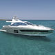 cruising motor yacht / hard-top / IPS / GRP
