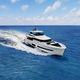 cruising motor yacht / flybridge