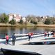 floating dock / mooring / for rowing