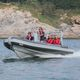 patrol boat / work boat / outboard / rigid hull inflatable boat