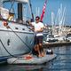 yacht platform / multifunction / jet-ski / inflatable