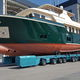 handling trailer / for boats / remotely controlled