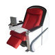 passenger ship seat / for passenger vessels / with armrests / adjustable
