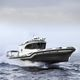 outboard inflatable boat / twin-engine / triple-engine / RIB