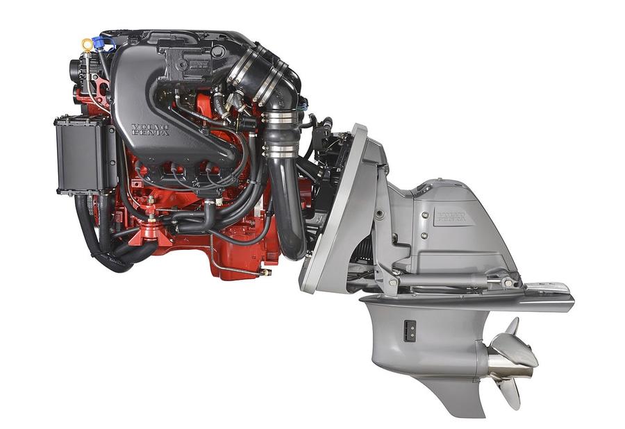 New Volvo Penta Nextgeneration Marine Gasoline Engines