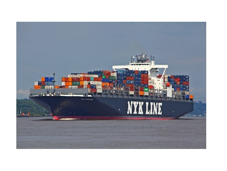 NYK Line, K Line Axe CO2 Emissions by Using Big Data - United States