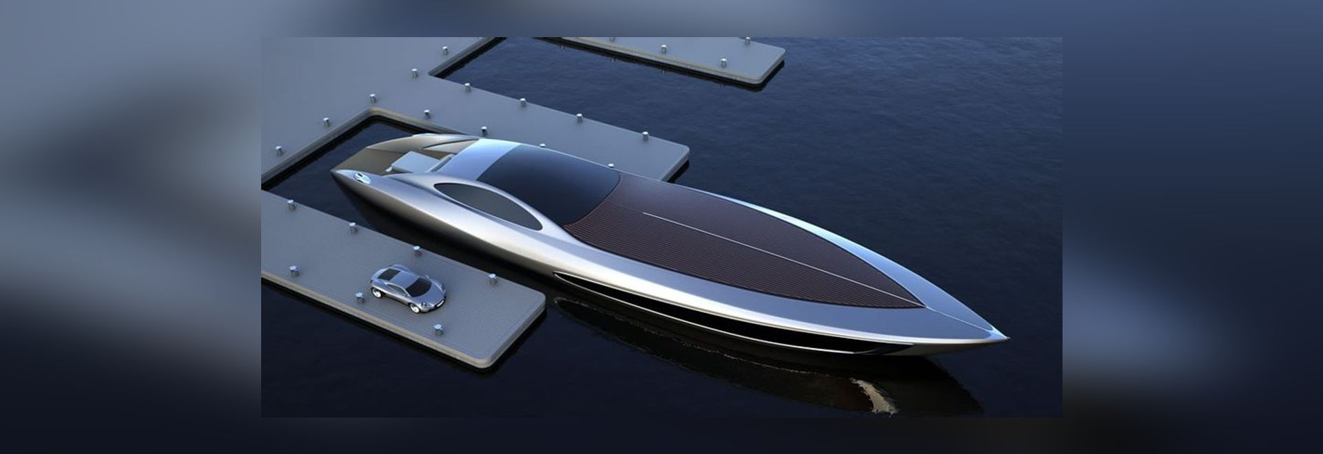 Million Strand Craft Luxury Yacht Comes With Its Own