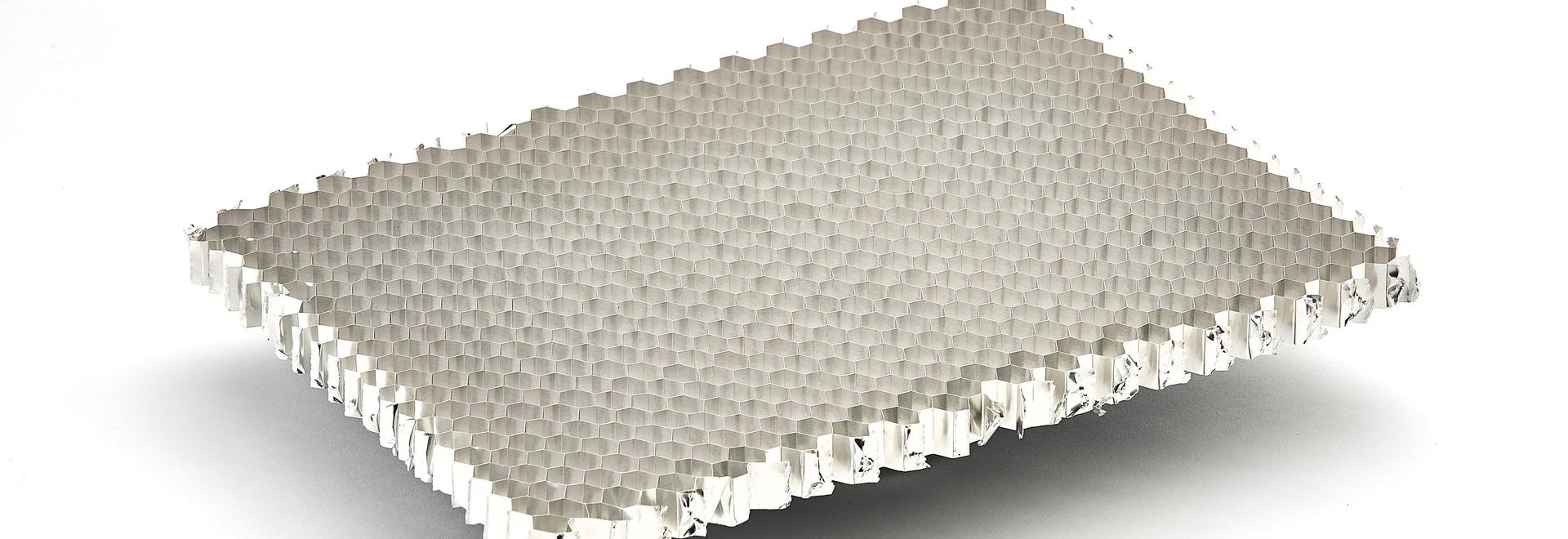 Aluminium honeycomb
