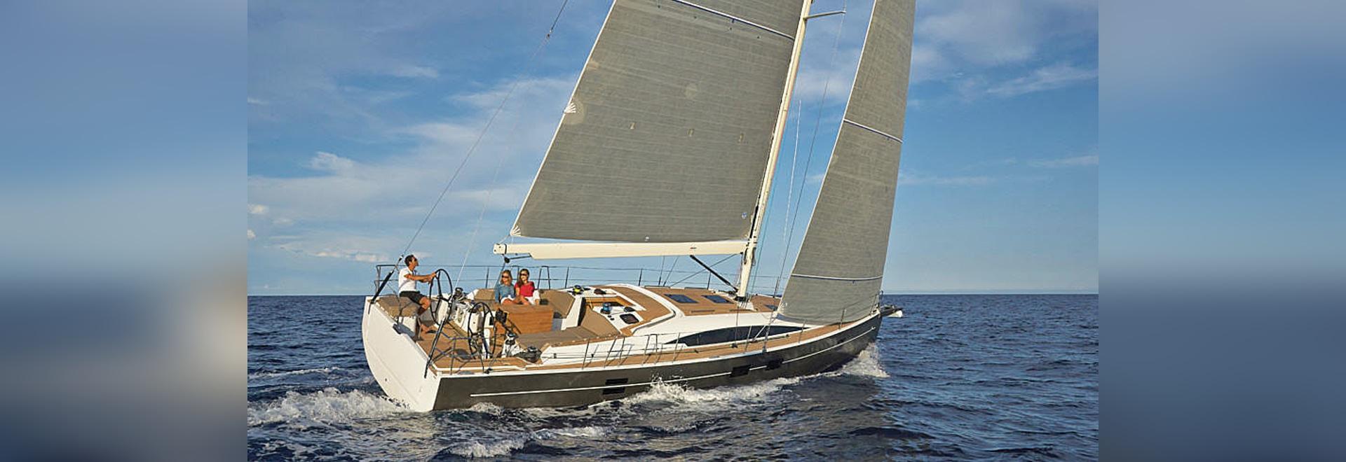 Azuree 46 at Nautic, Paris International Boat Show