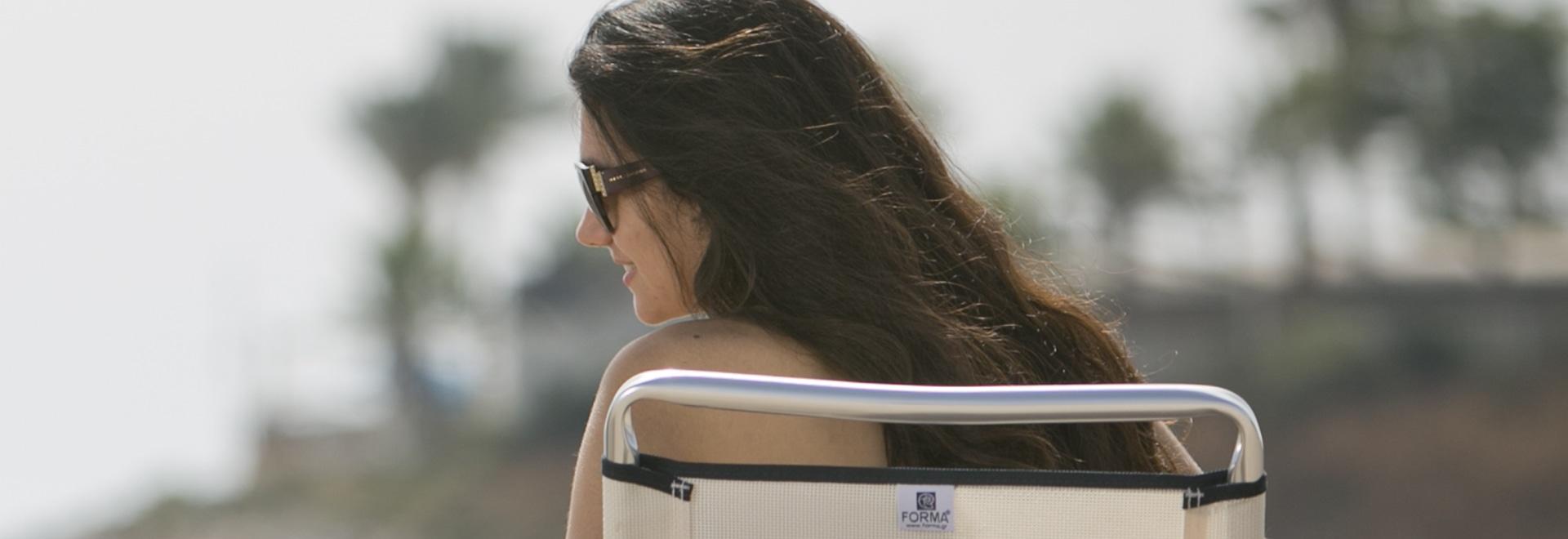 Beach chairs Forma Marine