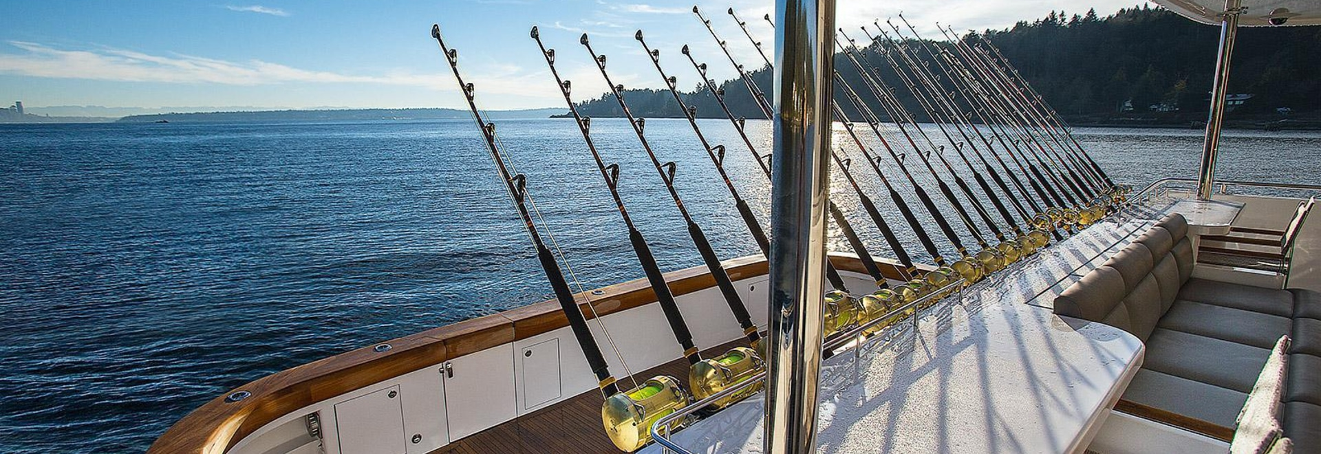 Built to hunt: On board the 37.1m Nordlund Cazador