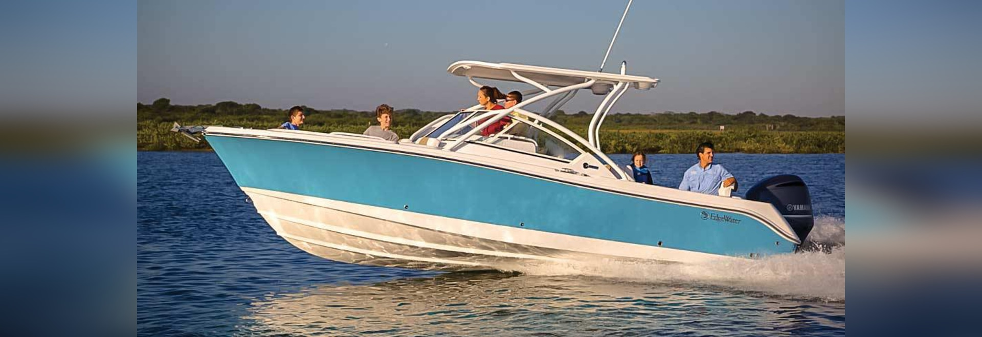 A Can't Miss Center Console: EdgeWater 248CX