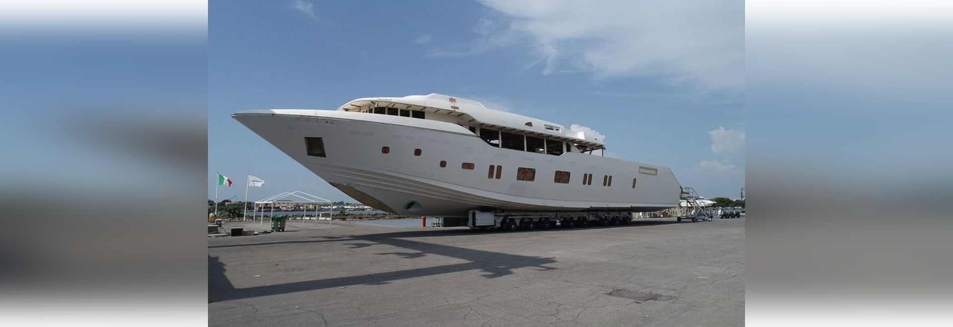Canados provides construction update on first Oceanic 140 explorer superyacht
