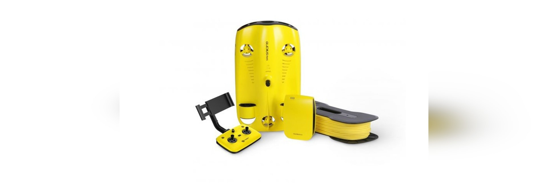 Chasing Innovation's new ROV with camera allows boat owners to conduct under water inspections Photo: Chasing Innovations