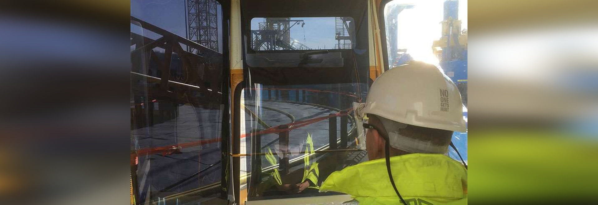 CRANE VISIBILITY – ARE YOUR CRANE OPERATORS SAFE DURING OPERATIONS?