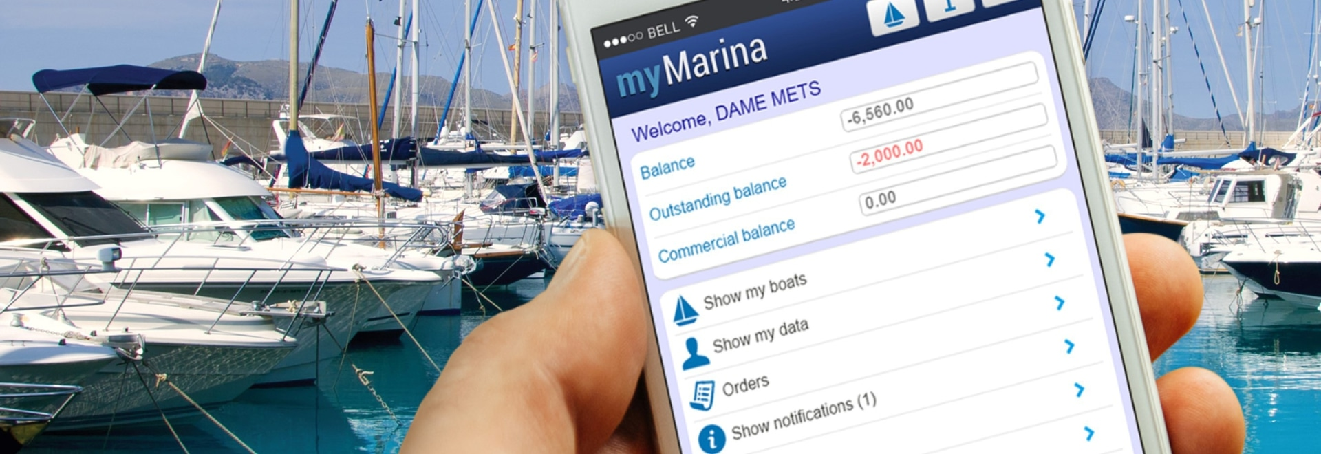 CRM - the heart of marina management software solution