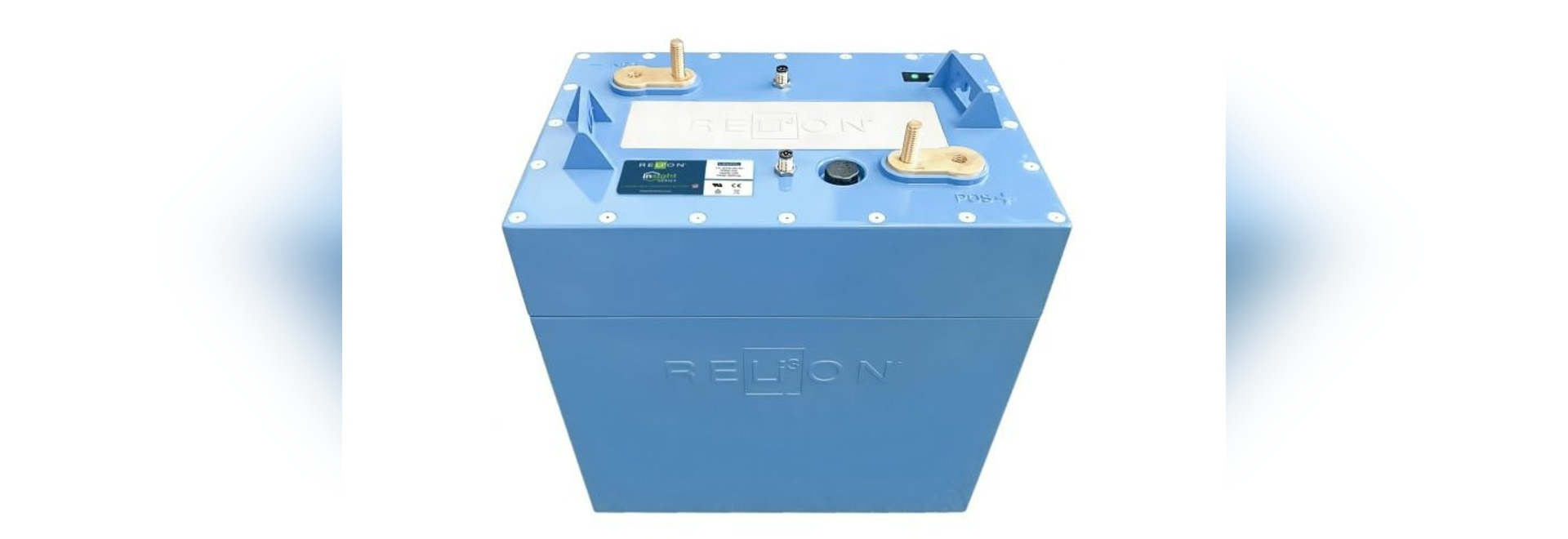 DBS Leoch will distribute RELiON's new Insight Series Photo: DBS Leoch