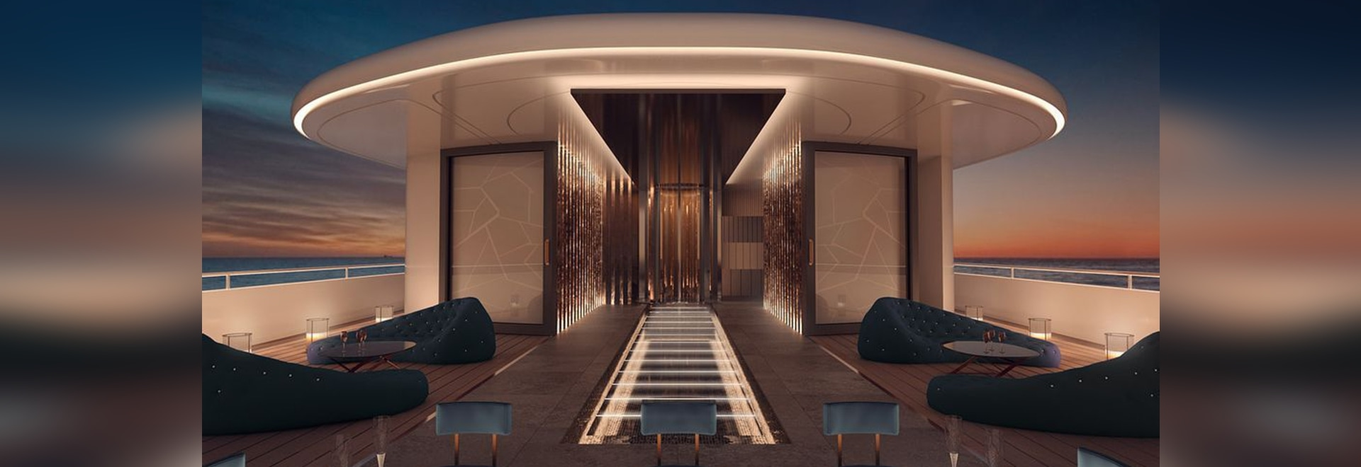 The design team at March & White offer their thoughts on superyacht interior trends for Monaco Yacht Show 2018