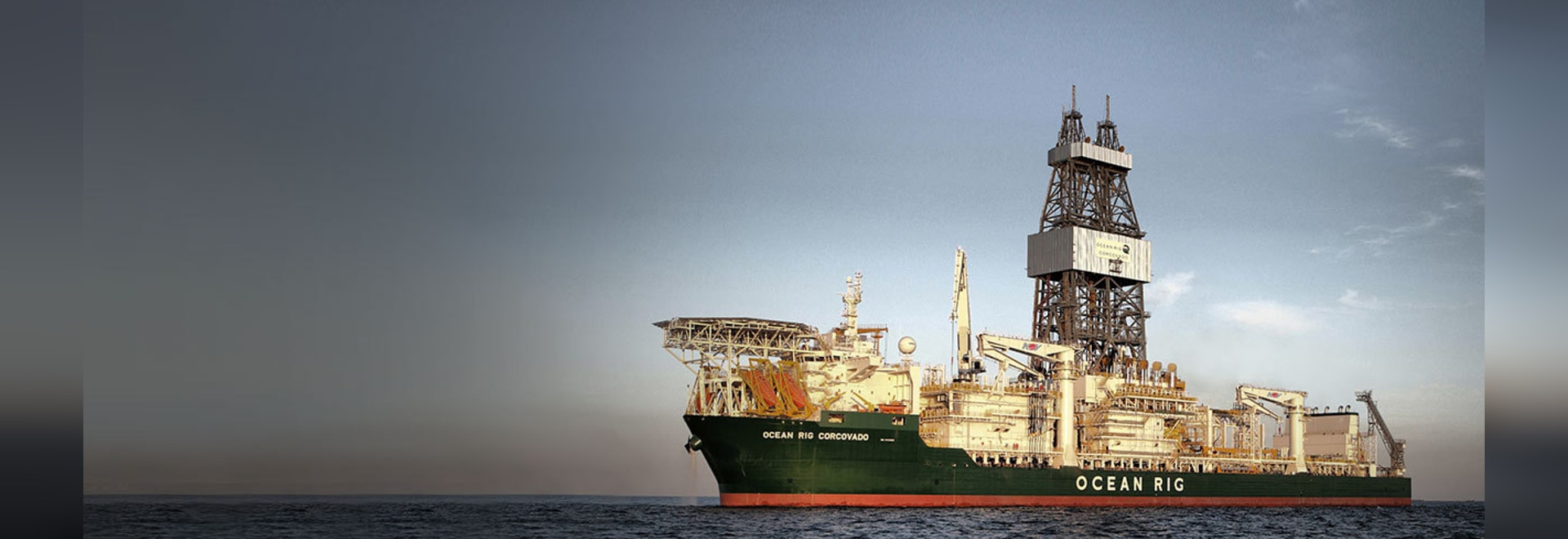 Economou's Ocean Rig files for bankruptcy