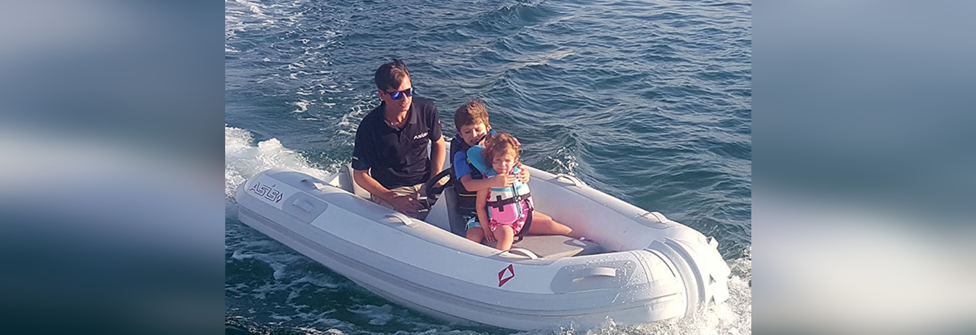 Electric Jet Tender Boats