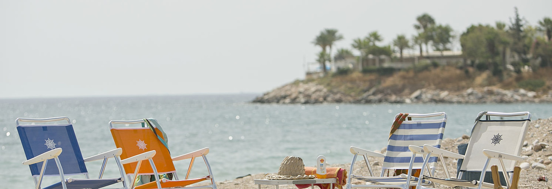 Enjoy your last summer days on FORMA beach chairs PA600B