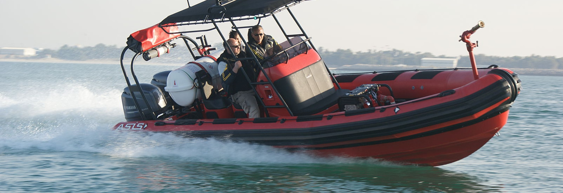 Firefighting Boats