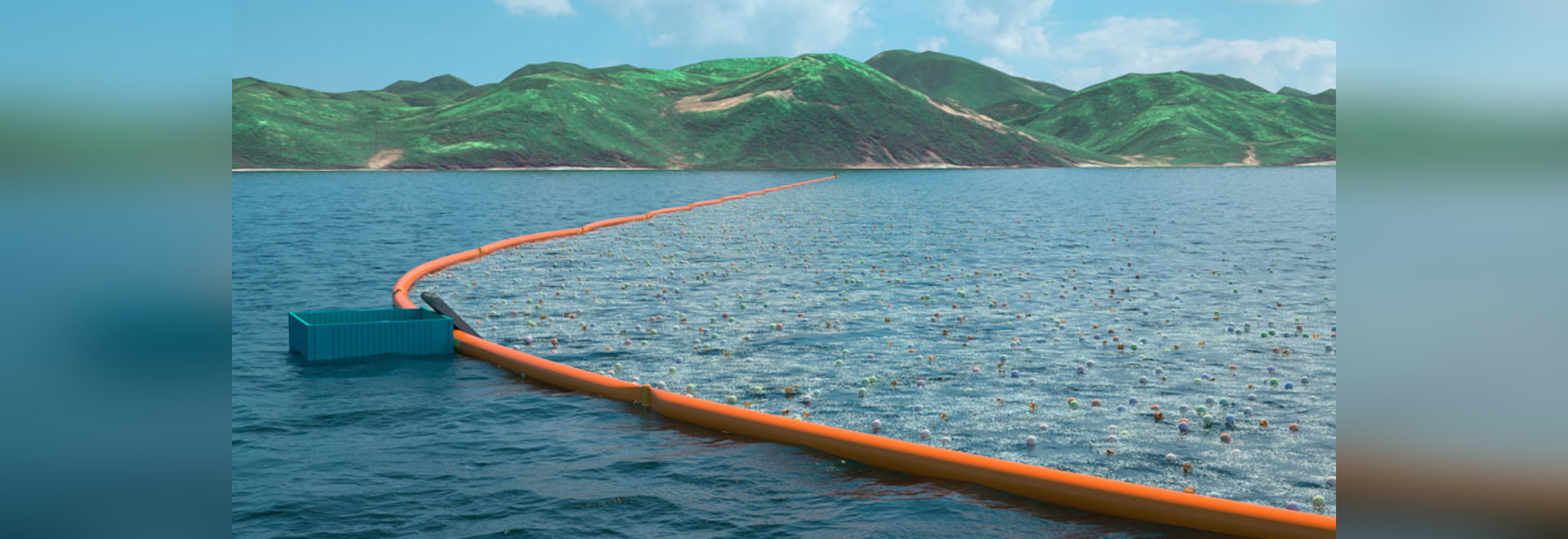 First Ocean Plastic Garbage Collector to Be Deployed in 2016