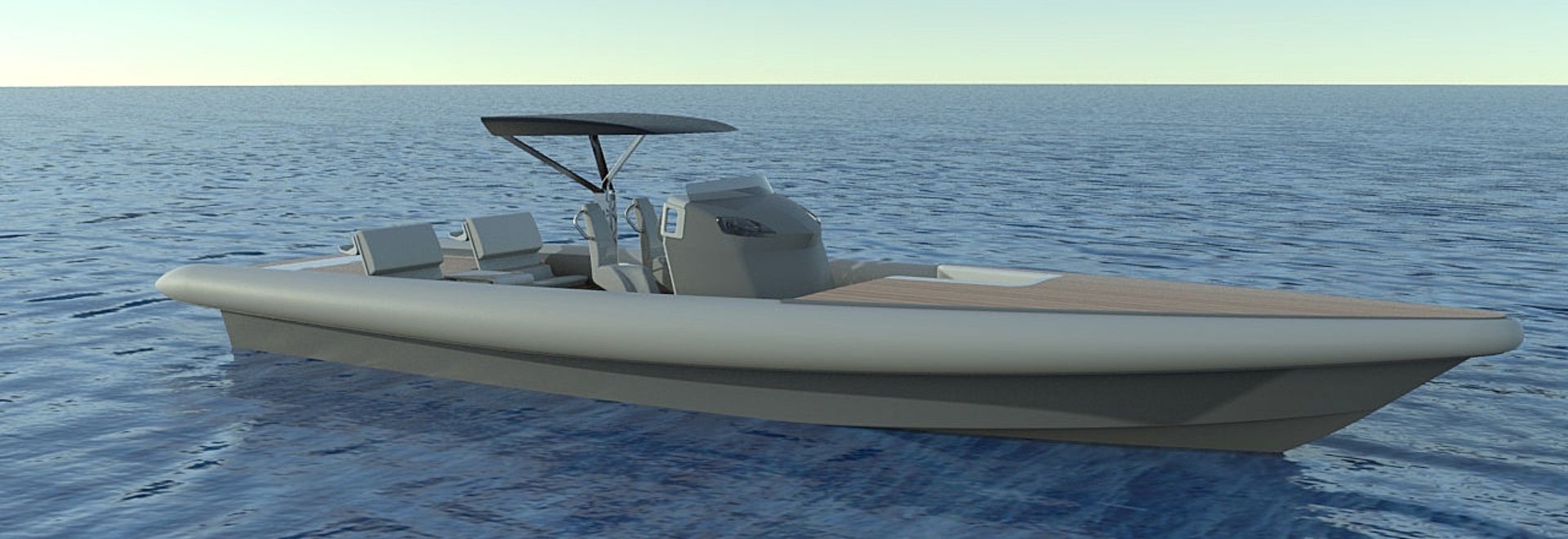 FLASH CAT TENDER: the new production line of Flash Catamarans