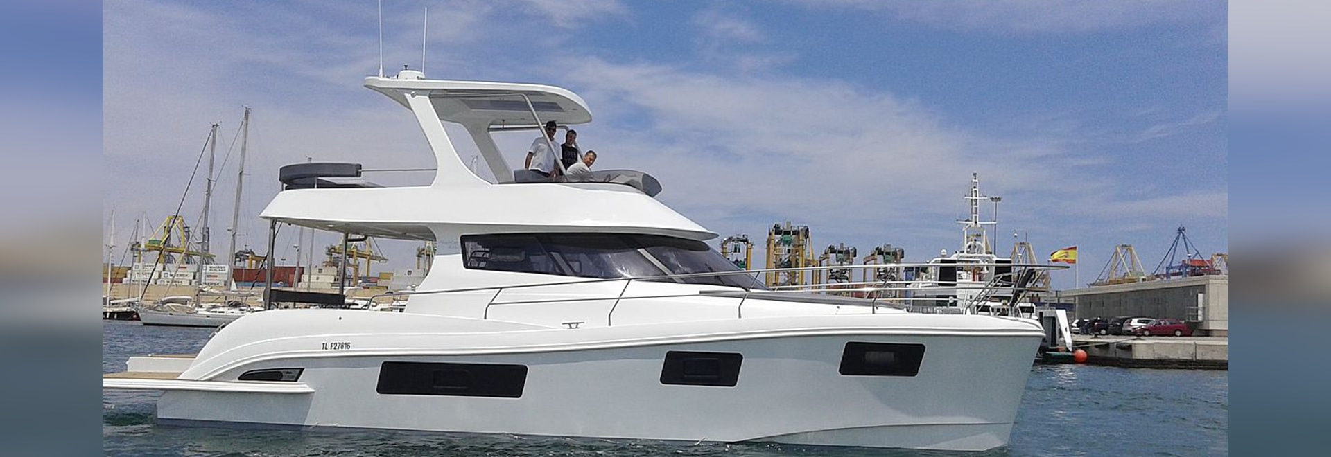 FLASH CATAMARANS WILL BE PRESENT AT THE MAIN BOAT SHOWS OF EUROPE