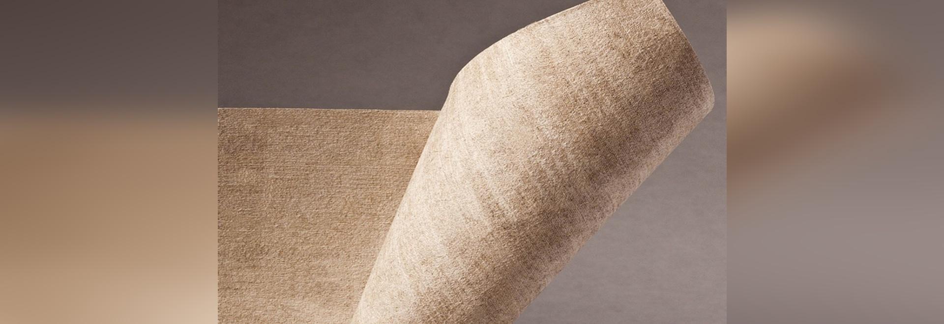 Flax composite (Courtesy of Norafin)