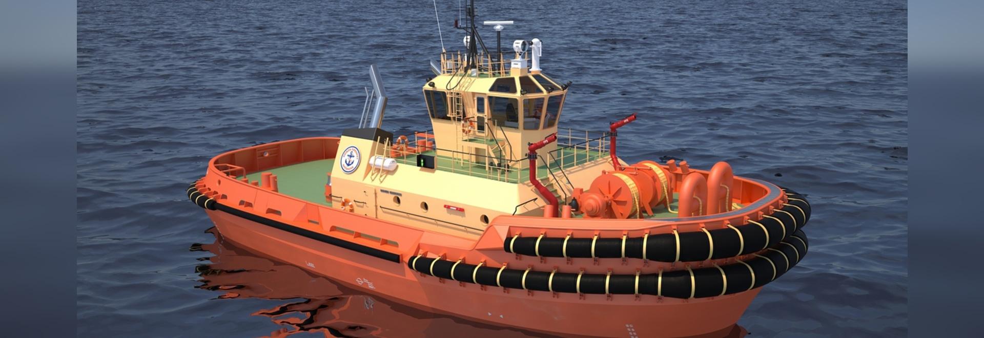 Four ASD 3212s are part of the 13 vessel US order for Damen (Damen)
