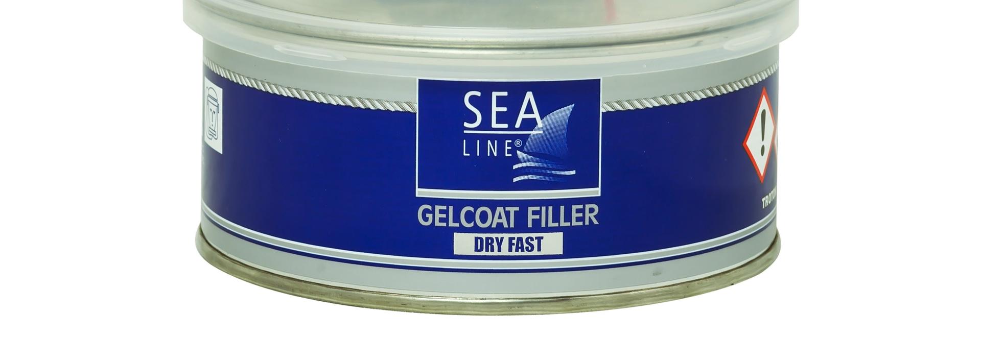 Gelcoat Filler DRY FAST